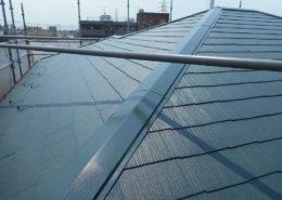 屋根塗装 施工実績