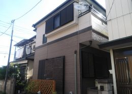 外壁・屋根・付帯部の塗装工事