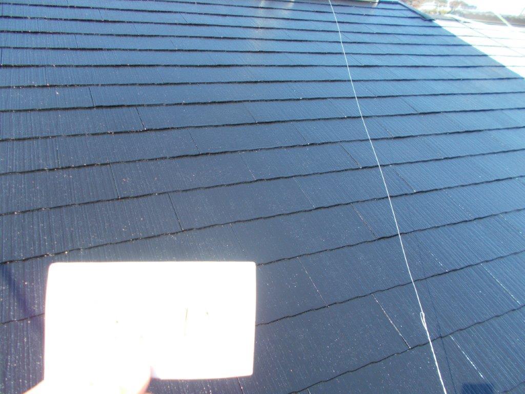 屋根の塗装工事|埼玉県さいたま市緑区にお住いのS様邸の施工事例